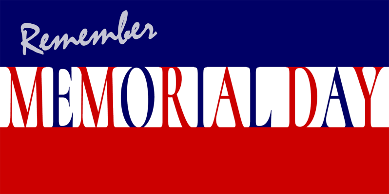 Memorial Day Tile