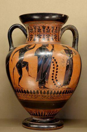 Dionysos Amphora