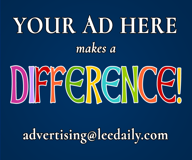 Your Ad Here Makes a Difference